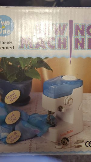 Sewing machine for Sale in Oceano, CA