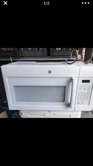 GE Microwave for Sale in Coronado, CA