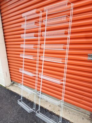 Wire shelves for Sale in Hyattsville, MD