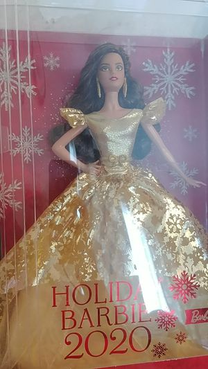 Holiday barbie signature 2020 for Sale in Hacienda Heights, CA
