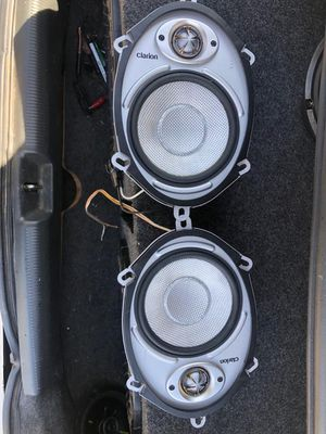 CLARION SPEAKERS for Sale in Woodburn, OR