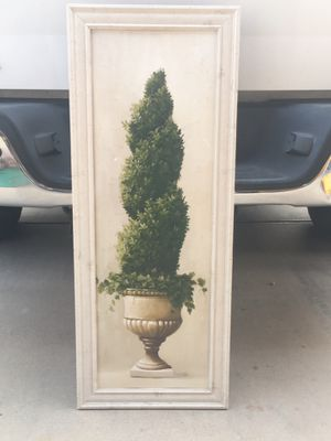 Topiary Wall Art for Sale in Scottsdale, AZ