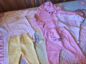 Babygirl 6 months carters for Sale in El Cajon, CA