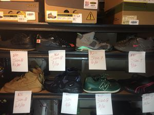 Nike's and Jordan's Mens Size 8 Womens 7 for Sale in Fort Mitchell, KY
