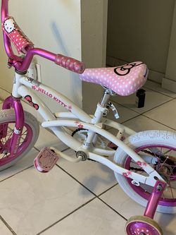 Hello kitty bicycle for Sale in Los Angeles,  CA