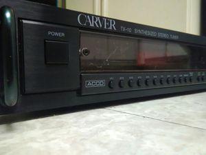Carver AM FM tuner for Sale in Gilbert, AZ