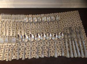 Oneida Beaded Artistry/ Needlepoint Silverware for Sale in Chantilly, VA