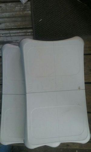 Lot 2 nintendo wii balance boards for Sale in Atlanta, GA