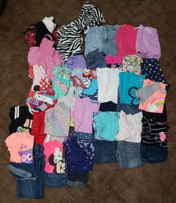 GIRLS CLOTHES 3T-4T for Sale in Glendora, CA