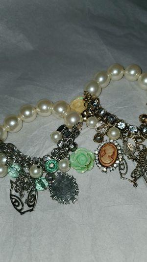 Forever 21 bracelets. for Sale in Pico Rivera, CA