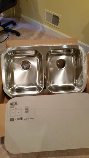 under mouth kitchen sink for Sale in Falls Church, VA