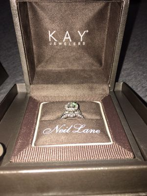 Diamond Engagement & Wedding Rings Set for Sale in Washington, DC