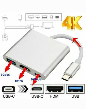 Hub Type C to HDMI Plus USB port for Sale in South Gate, CA