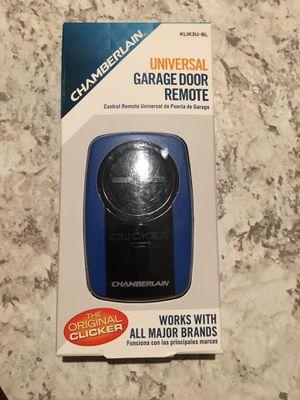 Chamberlain garage/door remote. New for Sale in Port St. Lucie, FL