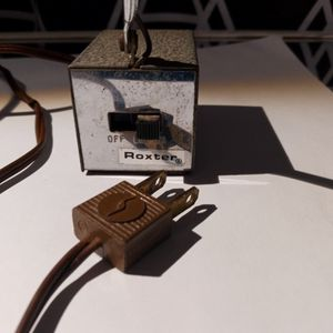 Vintage Roxter Electric Plug Flex Arm Light (Very Rare) for Sale in Tampa, FL