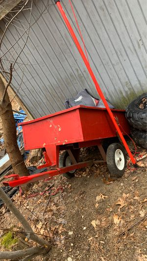Lawn mower trailer for Sale in West Bridgewater, MA