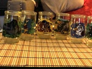 Welch's Rare Vintage Cup Collection 6 glasses in total for Sale in Riverview, FL