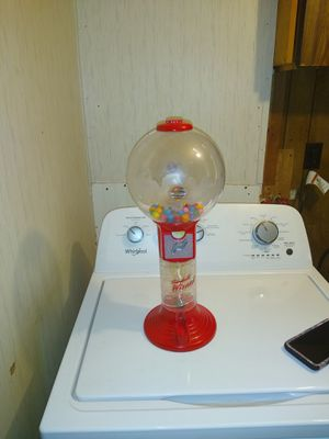 Gumball wizard machine for Sale in Fitzgerald, GA