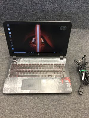 Hp Star Wars Special Edition Laptop for Sale in Mesa, AZ