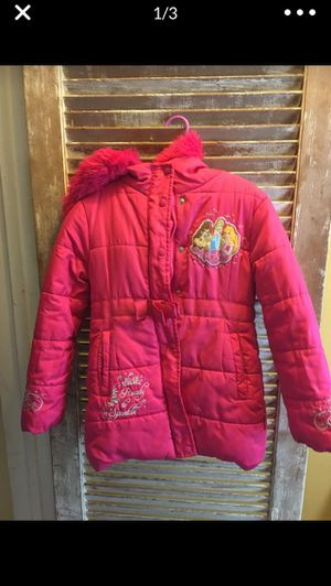 Disney pink girl jacket for Sale in Pomona, CA