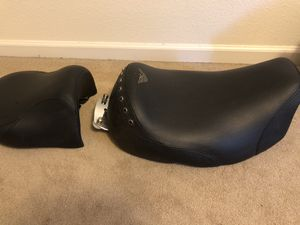 Dual seat for Harley Davidson for Sale in Tracy, CA
