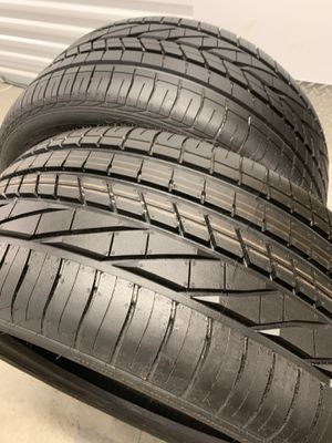 275 35 20 goodyear 2 tires for Sale in Manassas, VA