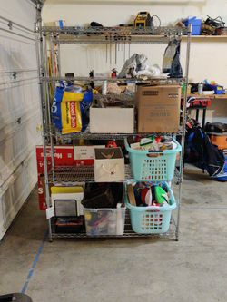 Metal Storage Racks for Sale in Marysville,  WA