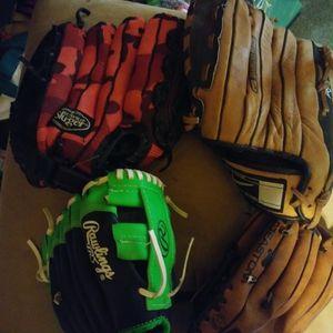 Baseball Gloves for Sale in San Antonio, TX