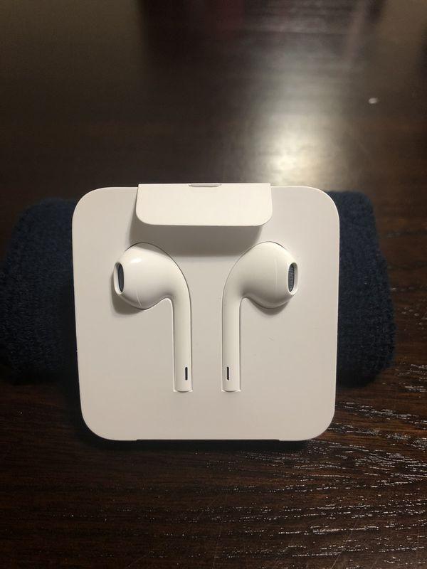 APPLE ORIGINAL!! Wired Earphones Headphones Earbuds For