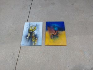 Abstract art paintings for Sale in Caledonia, MI
