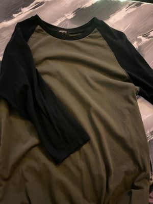 Forever 21 Green Baseball Tee for Sale in San Diego, CA