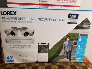 SUPER HIGH END SECURITY SYSTEM for Sale in Hartford, CT