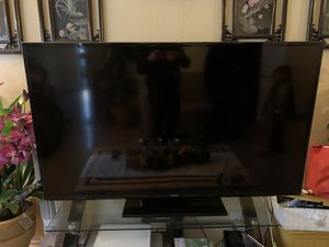 Samsung 60 inch tv. NO PICTURE but SOUND for Sale in Bellflower, CA