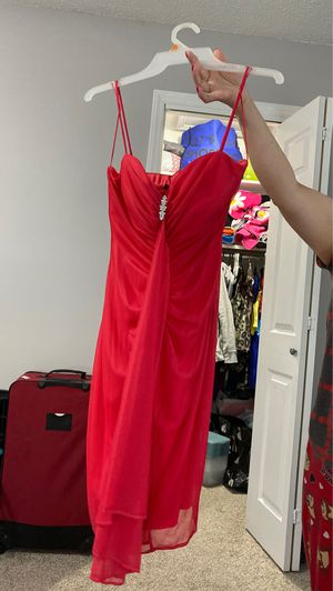 Women's hot pink dress for Sale in Taylors, SC