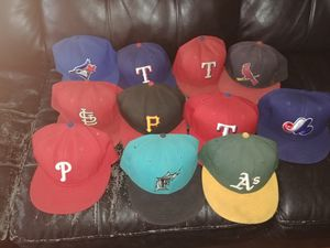 Mlb new ers baseball hats for Sale in Dallas, TX