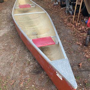 1995 Mohawk canoe for Sale in Largo, FL