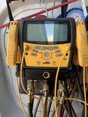 Fieldpiece. S-man 360. Nice condition. Hvac. Freon refrigerant. R-22 for Sale in Las Vegas, NV