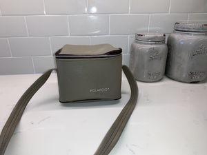 Polaroid camera bag vintage for Sale in Riverton, UT