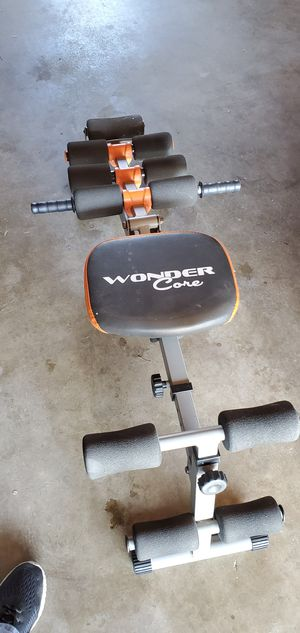 WonderCore Abs Equipment for Sale in San Diego, CA