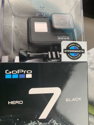 GoPro hero 7 black for Sale in Largo, FL