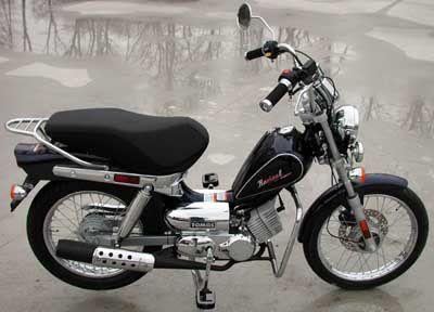 Tomas Revival 50cc Collectors Bike