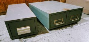 Metal file cabinets for Sale in Oakland, CA