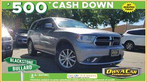 2018 Dodge Durango for Sale in Fresno , CA