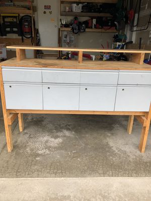 Garage workbench for Sale in Antioch, IL
