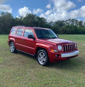 2007 Jeep Patriot Limited Sport Utility 4D 158K !!CHECK IT OUT LIKE NEW!! for Sale in Orlando, FL