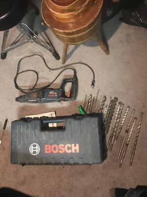Bosch hammer drill set for Sale in Lemon Grove, CA
