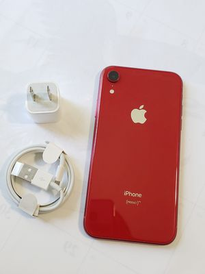 iPhone XR, Factory Unlocked, Excellent Condition..As like New. for Sale in Springfield, VA