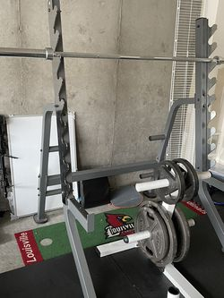 Squat / bench press rack for Sale in Centreville,  VA