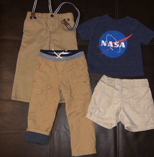 2T boy bundle • $10 for all for Sale in Pharr, TX