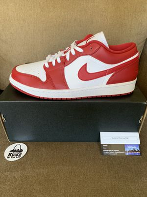 Jordan 1 Low Gym Red for Sale in Sappington, MO